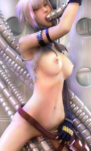 3D Beautiful Girls