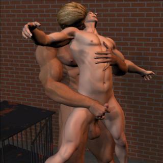 3d gay monster porn