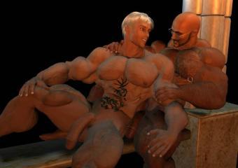 3D Gay Fucking