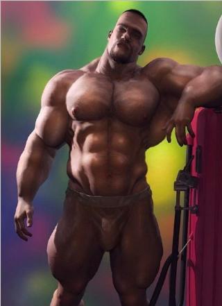 3D Gay Sex