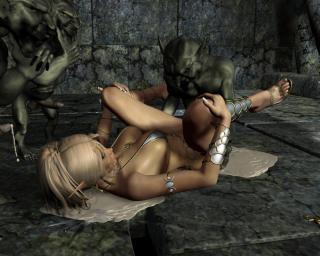 3D Hardcore Fantasy