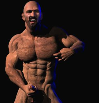3D Muscle Gays