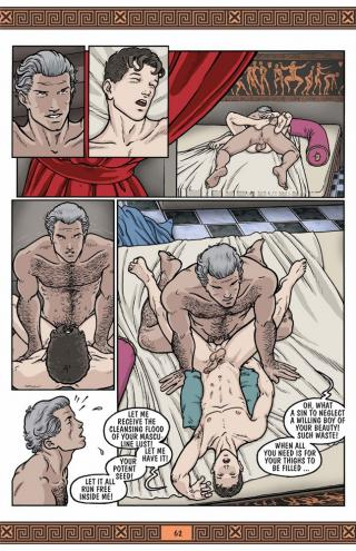 gay naked comics flash porn