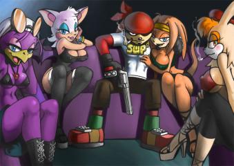 Furry Comics