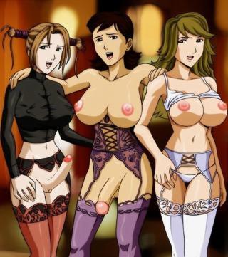 Shemale Anime Porn
