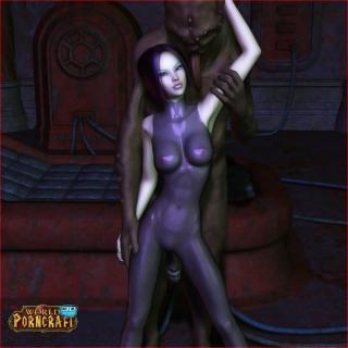 World of Porncraft 3D